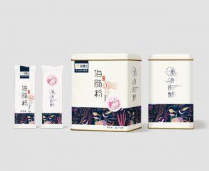 海肠粉调味品包装设计