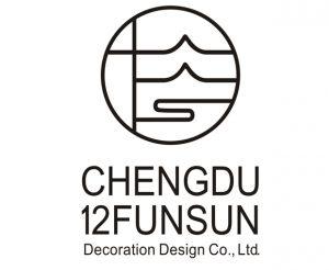 十二峰裳装饰设计有限公司logo