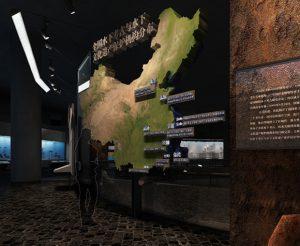 港口博物馆水下考古厅展陈设计