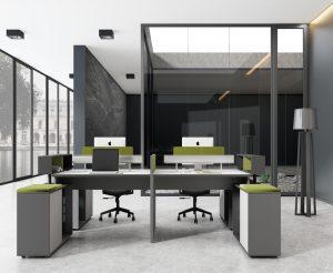 锐志系列办公组合桌